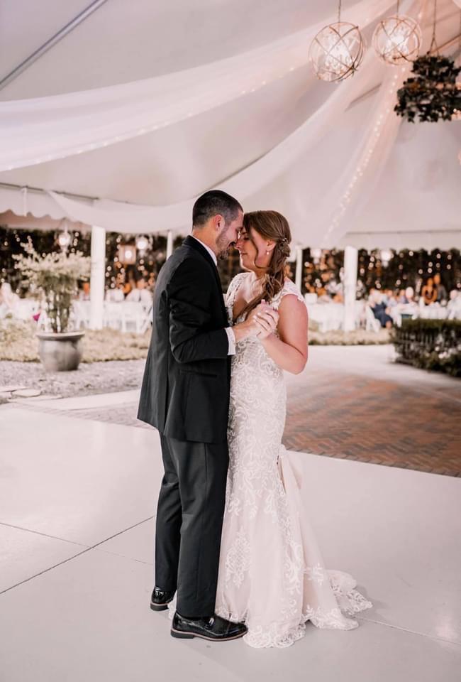 RealWedding: The Nardone Wedding at Rose Hall Event Center