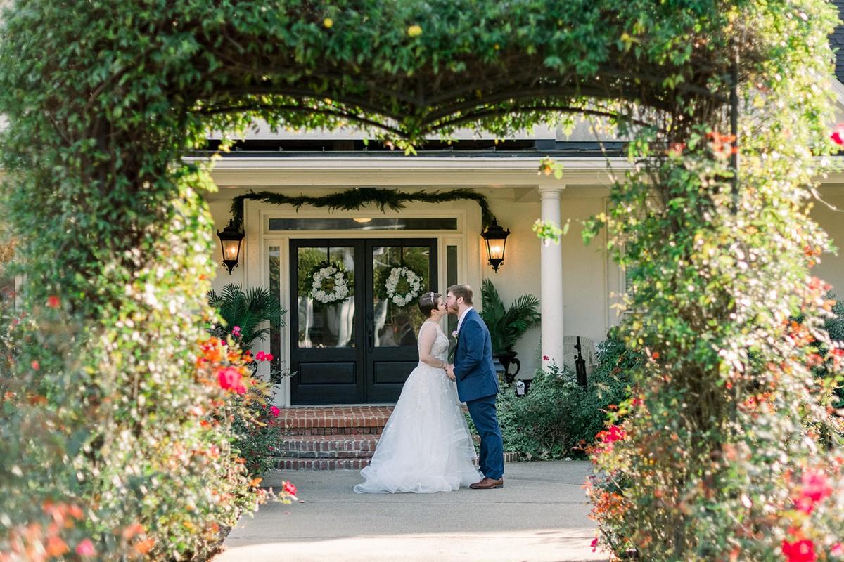 Morgan & Nick's Wedding at Rose Hall Event Center